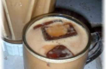 Frappucinno (Iced Coffee) Recipe