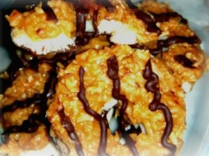 Homemade Girl Scout Samoas Cookies