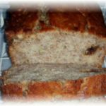 Moist Old Fashioned Banana Bread