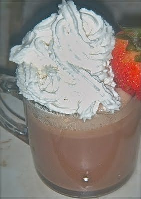Creamy & Silky Homemade Hot Chocolate