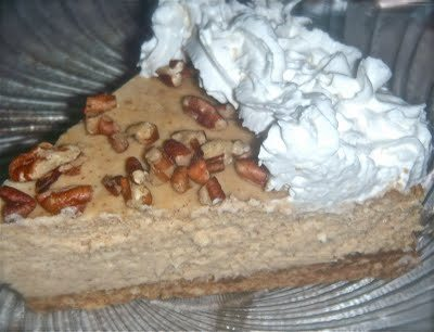 Cheesecake Factory Pumpkin Pie Cheesecake