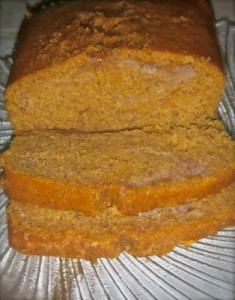 Moist, Easy Pumpkin Bread Recipe~ The BEST ever!!!