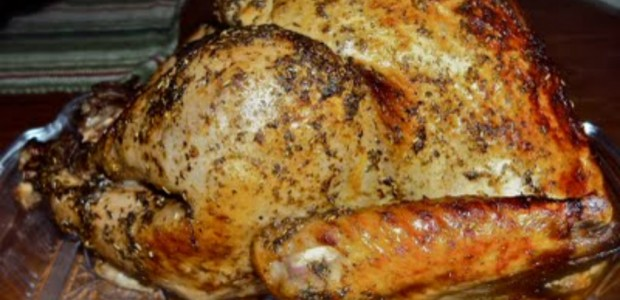 ... Turkey ~Herb Roasted Whole Turkey Recipe With Buttermilk Brine