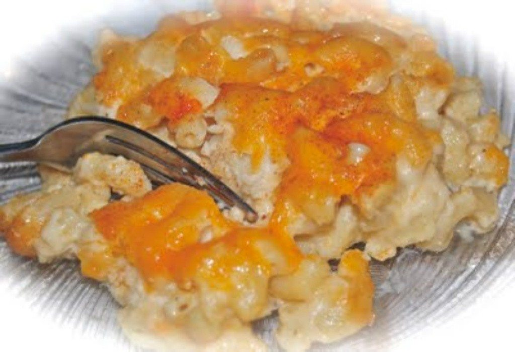 baked macaroni cheese recipe