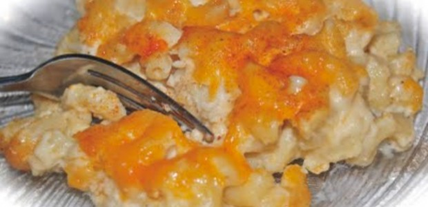 Homemade Baked Macaroni & Cheese Recipe ~ Easy, Creamy & Crowd-Pleasing~