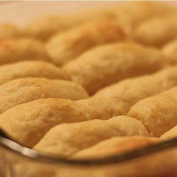 Easy Homemade Yeast Roll Recipe