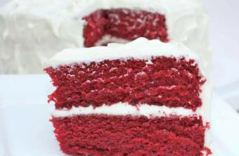 BEST Southern Red Velvet Cake Recipe
