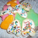 Easy Sugar Cookies Recipe (rolled version) ~Homemade~