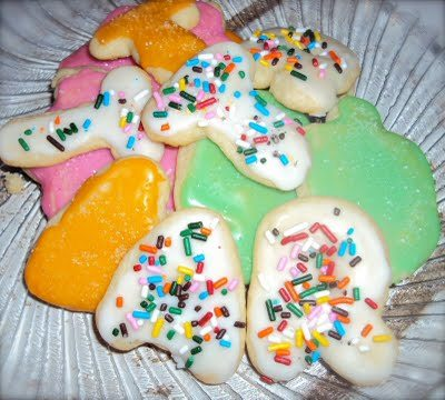 Easy Sugar Cookies Recipe Rolled Version Homemade