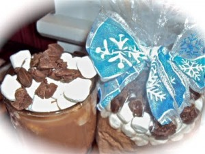 Creamy, Cozy Homemade Hot Chocolate Mix Recipe