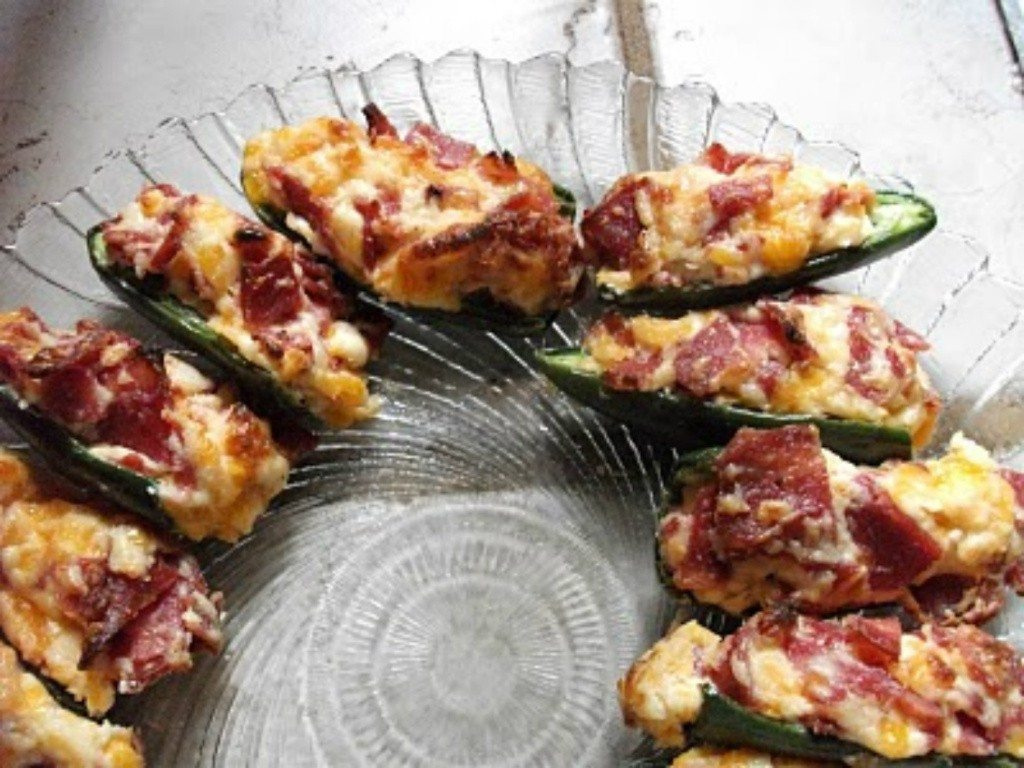 Bacon Cheddar Jalapeno Poppers | Divas Can Cook