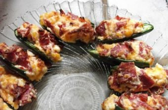 Bacon Cheddar Jalapeno Poppers Appetizers