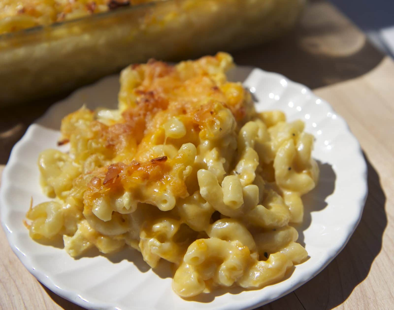 best baked macaroni and cheese recipe