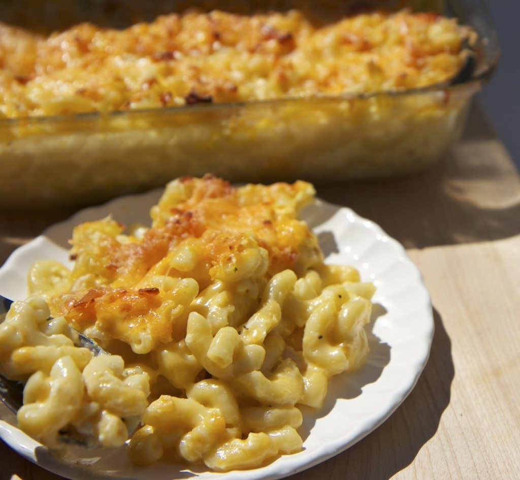 Southern Baked Macaroni and Cheese Recipe | Divas Can Cook