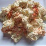 easy creamy potato salad recipe