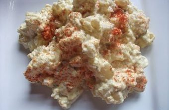 easy creamy potato salad recipe