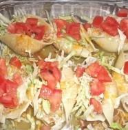 taco pasta shells recipe