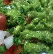 fresh homemade guacamole recipe