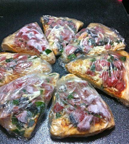 Let's Make Homemade Frozen Pizzas!!!