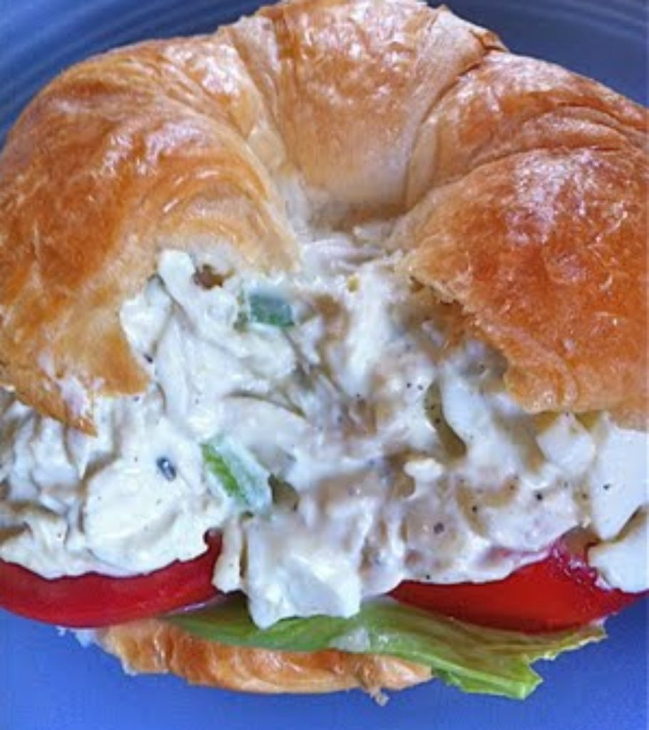 Easy Southern Chicken Salad