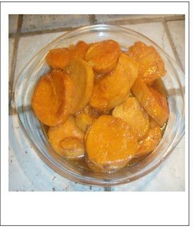 Weekday Candied Yams (Sweet Potatoes)