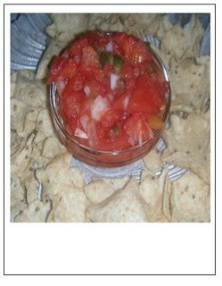 Crowd Pleasing Salsa Recipe