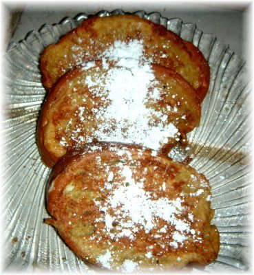 Diner-Style French Toast