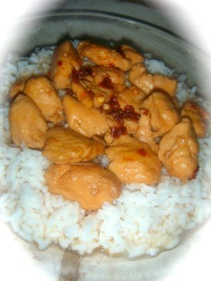 homemade bourbon chicken recipe