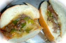 authentic philly cheese steak recipe