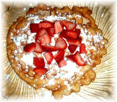 Fair Funnel Cake Recipe