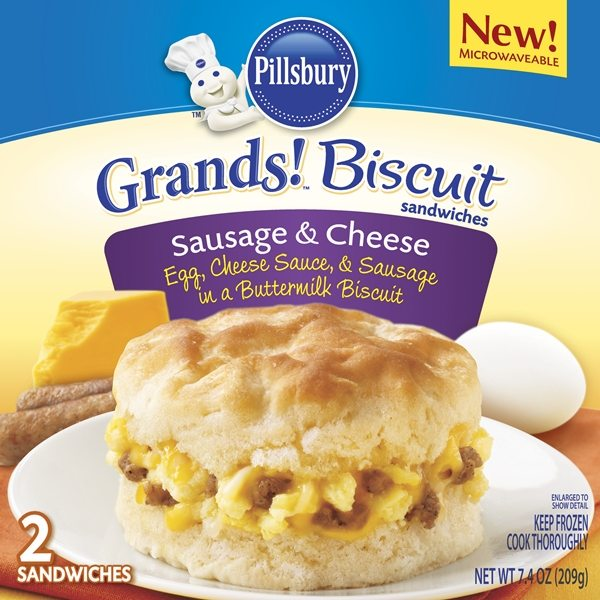 Pillsbury Breakfast Sandwiches Giveaway