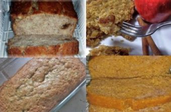 quick bread baking tips