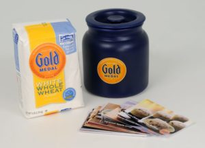 Giveaway: Gold Medal White Whole Wheat Flour Prize Pack
