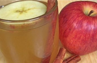 Easy homemade apple cider recipe