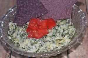 Easy Hot Spinach Artichoke Dip Recipe