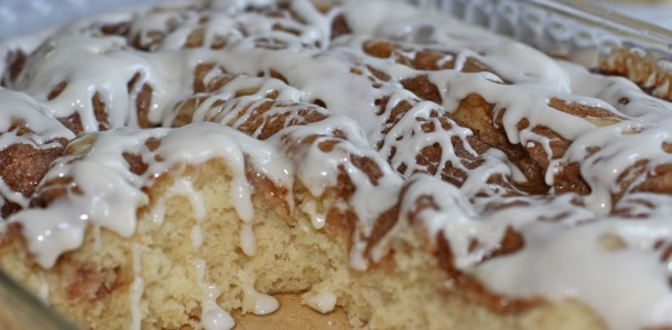 Divas Can Cook Cinnamon Roll Coffee Cake
