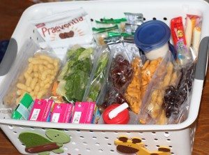 Got little kids? You need a SNACK BOX!