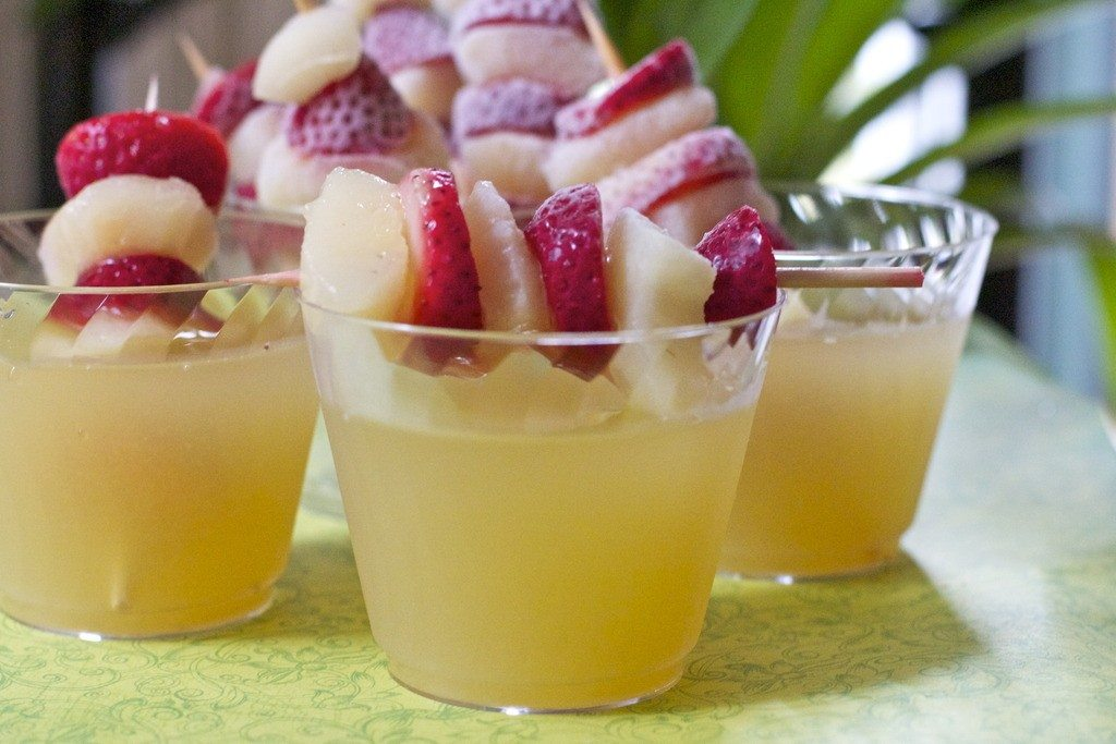 non-alcoholic punch recipe celebration punch