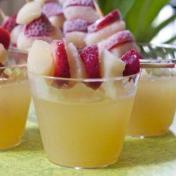 non-alcoholic punch recipe celebration punch