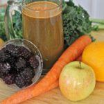 Homemade Vegetable Fruit Juice- Kid Juicer Recipe