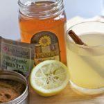 green tea lemon water detox drink weight loss