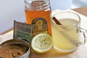 Green Tea Lemon Water – Hello Beautiful Morning Complexion Drink
