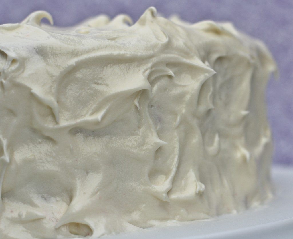 light cream cheese frosting recipe