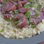 cajun kielbasa couscous recipe