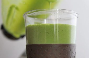 Sweet Green Monster Smoothie Recipe