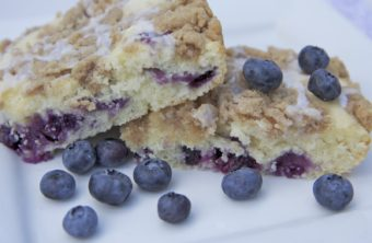 french vanilla blueberry streusel coffee cake recipe