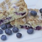 french vanilla blueberry coffee cake recipe