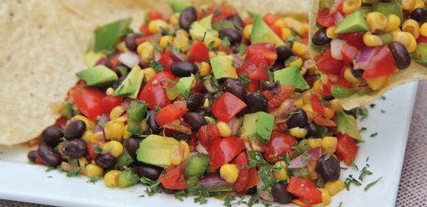 Black Bean Corn Salad…This Stuff Is Guuuud!