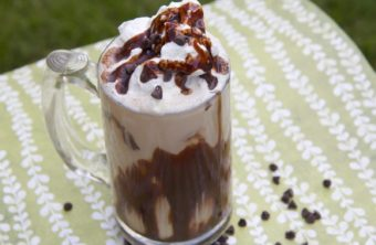My FAVORITE Frozen MudSlide