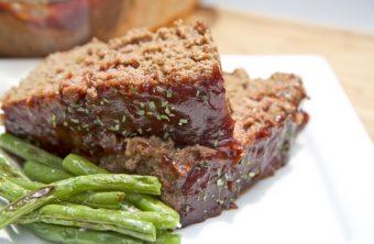 Easy Man-Pleasing Meatloaf